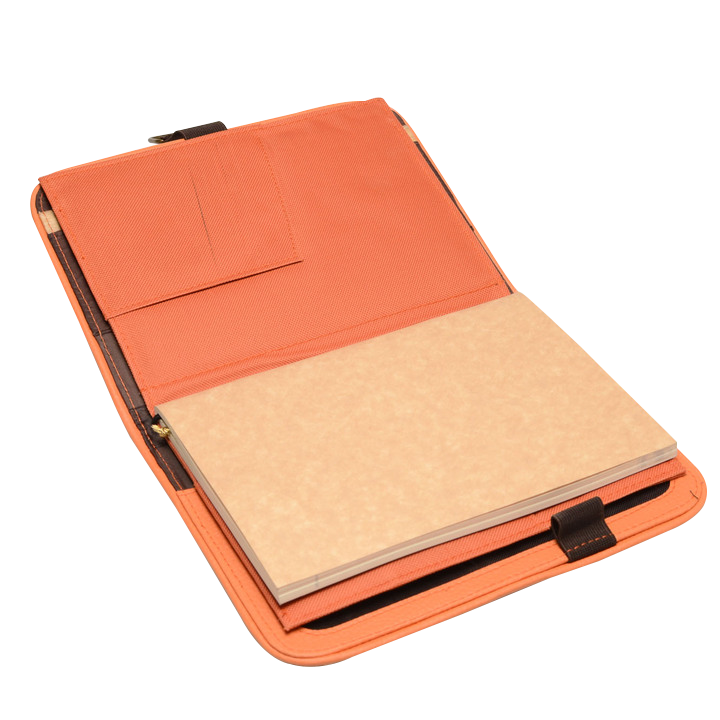 J&L Zesty Orange Habulan Laro Customizable Multifunctional Planner