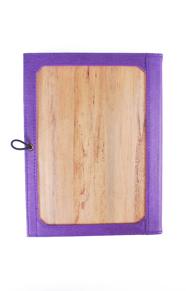 J&L Pinto Medium Journal (Amethyst Violet)
