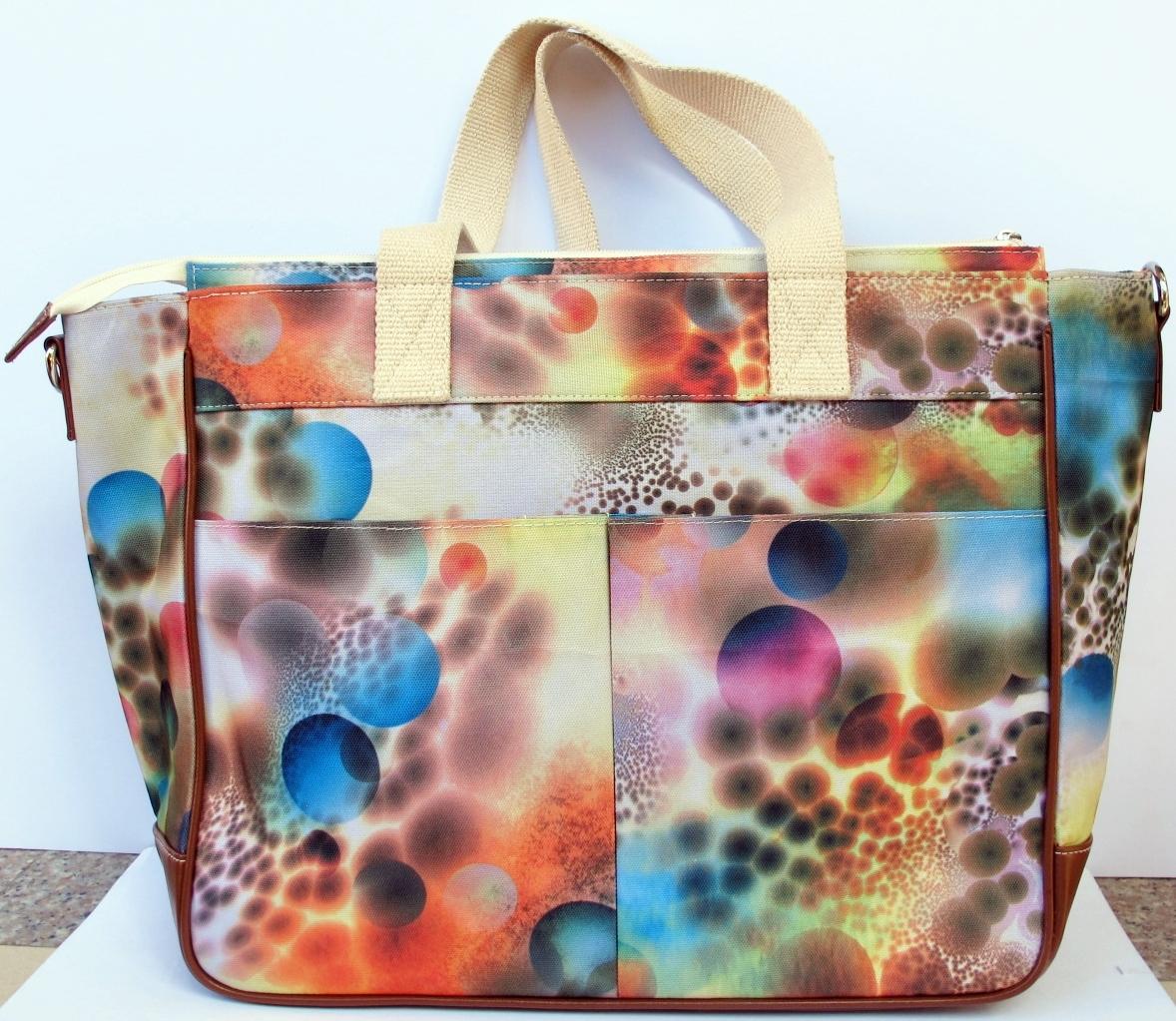 LifeSavers Diaper Bag (Orange)