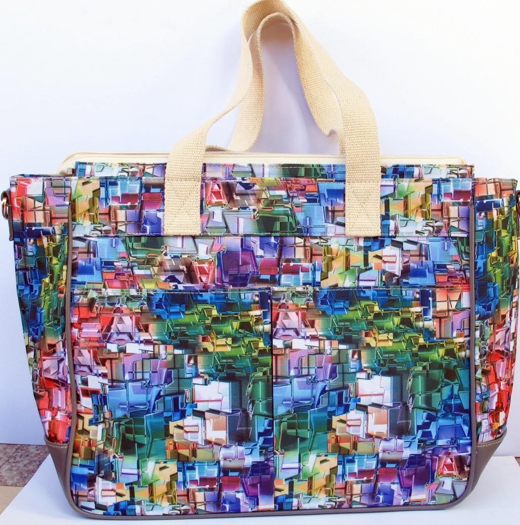 LifeSavers Diaper Bag (Multicolored )