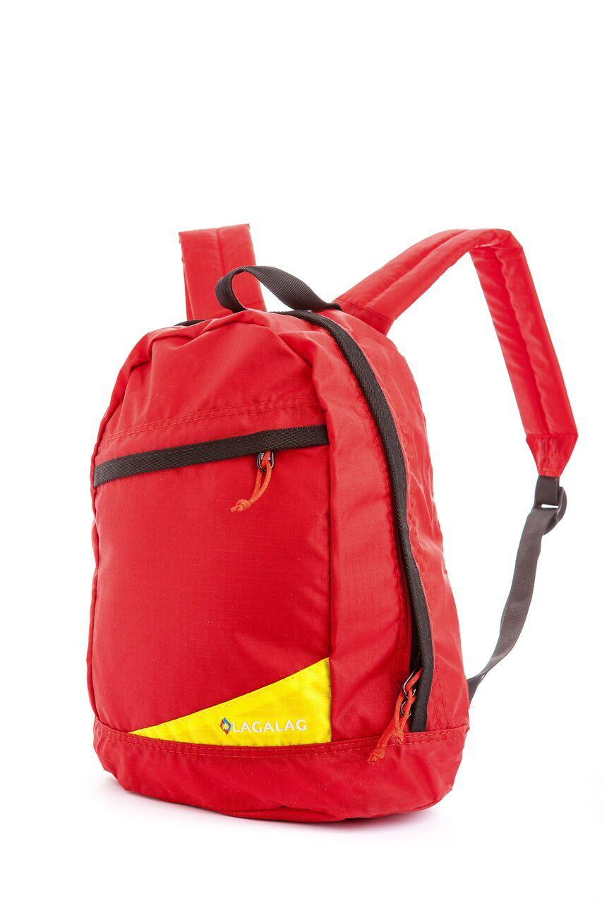 LAGALAG BULILIT BACKPACK (RED)