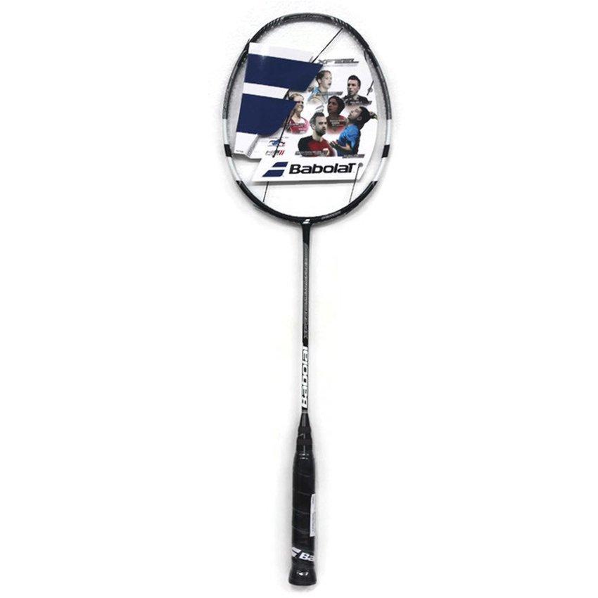 Babolat X-Feel Power Metric Flex Badminton Racket (Black)