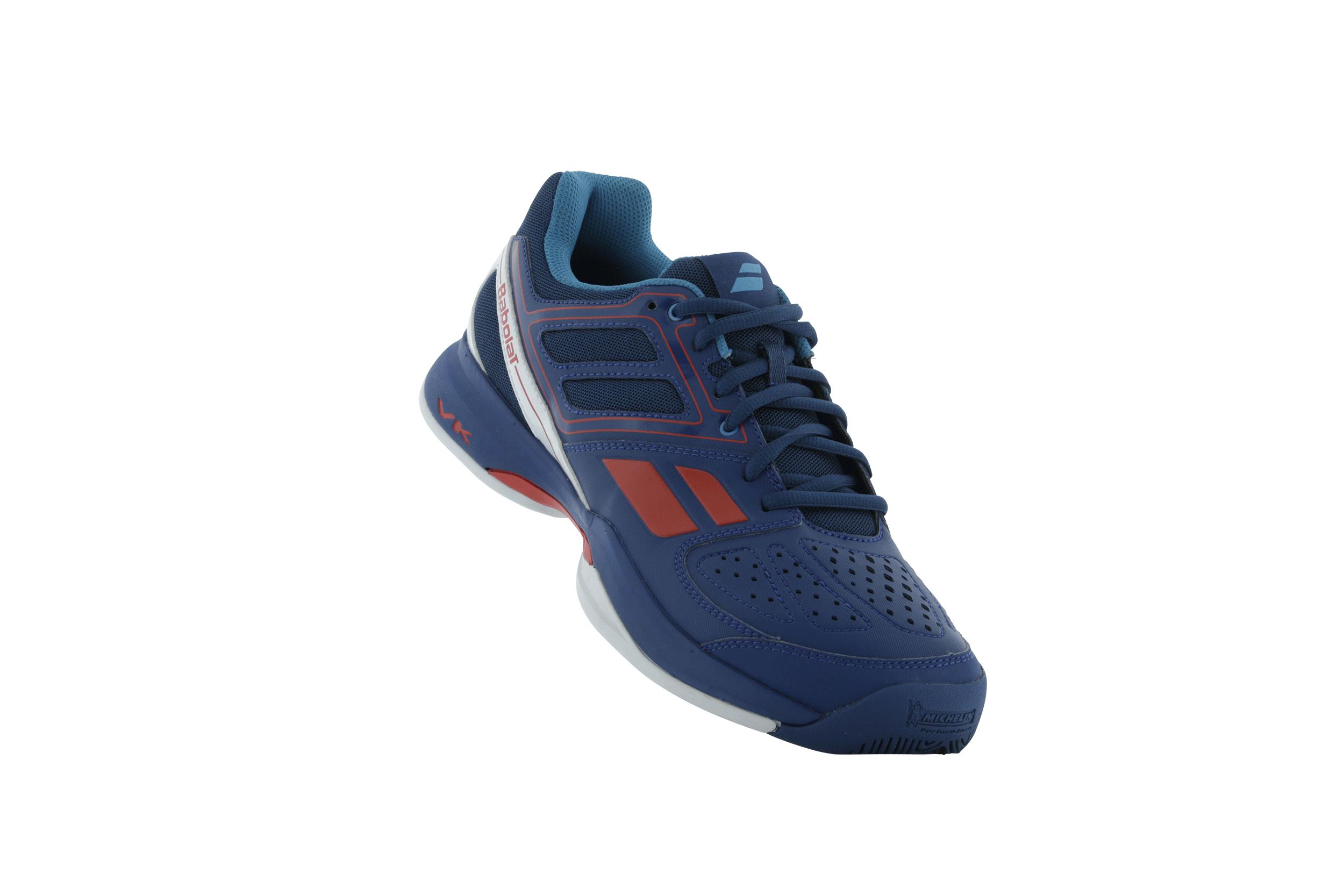 Babolat Pulsion BPM All Court Men Tennis Shoes (Blue) 7021548f7b9