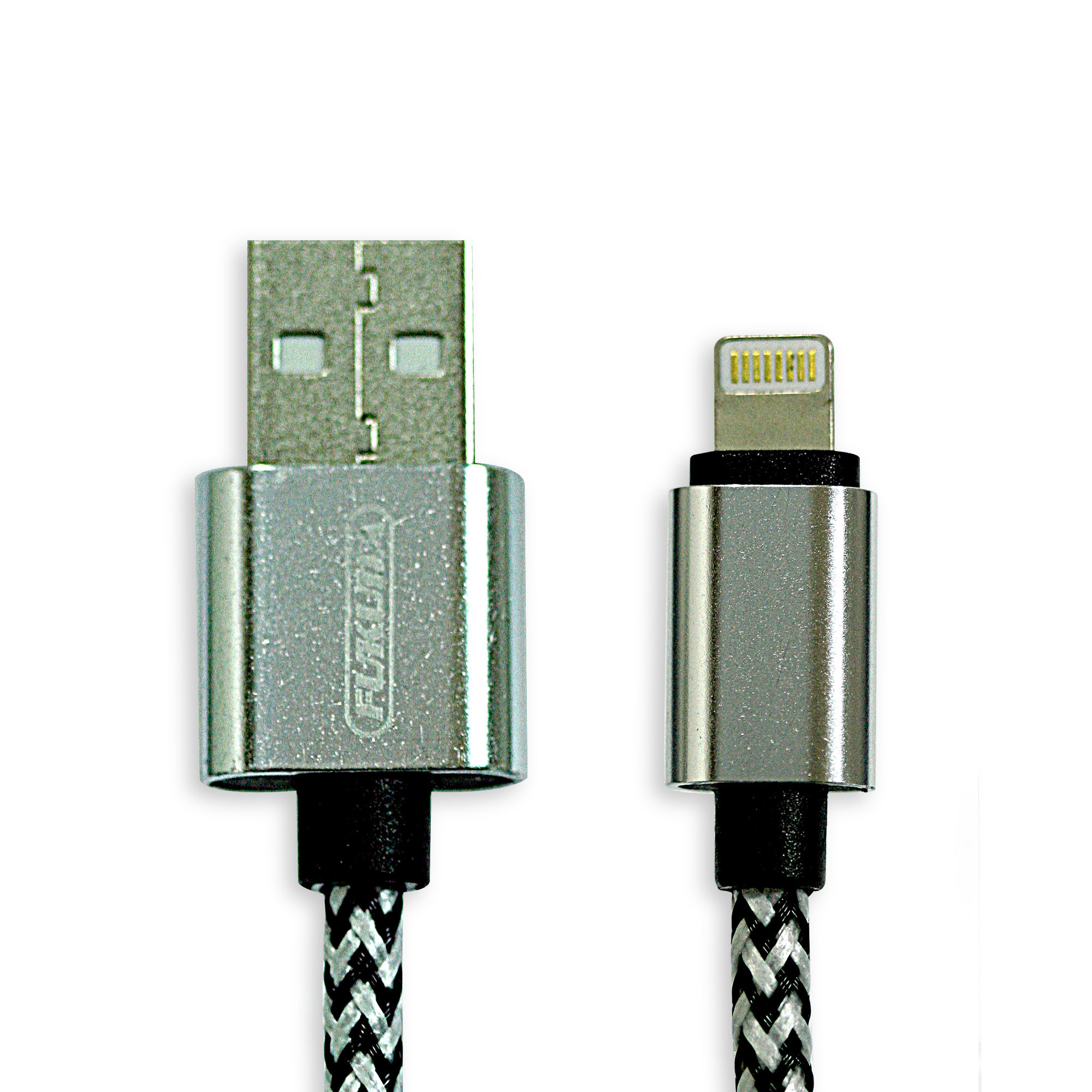Fukuda 1.2 meters Charge and Sync Lightning Cable (for Apple) FCS-121L