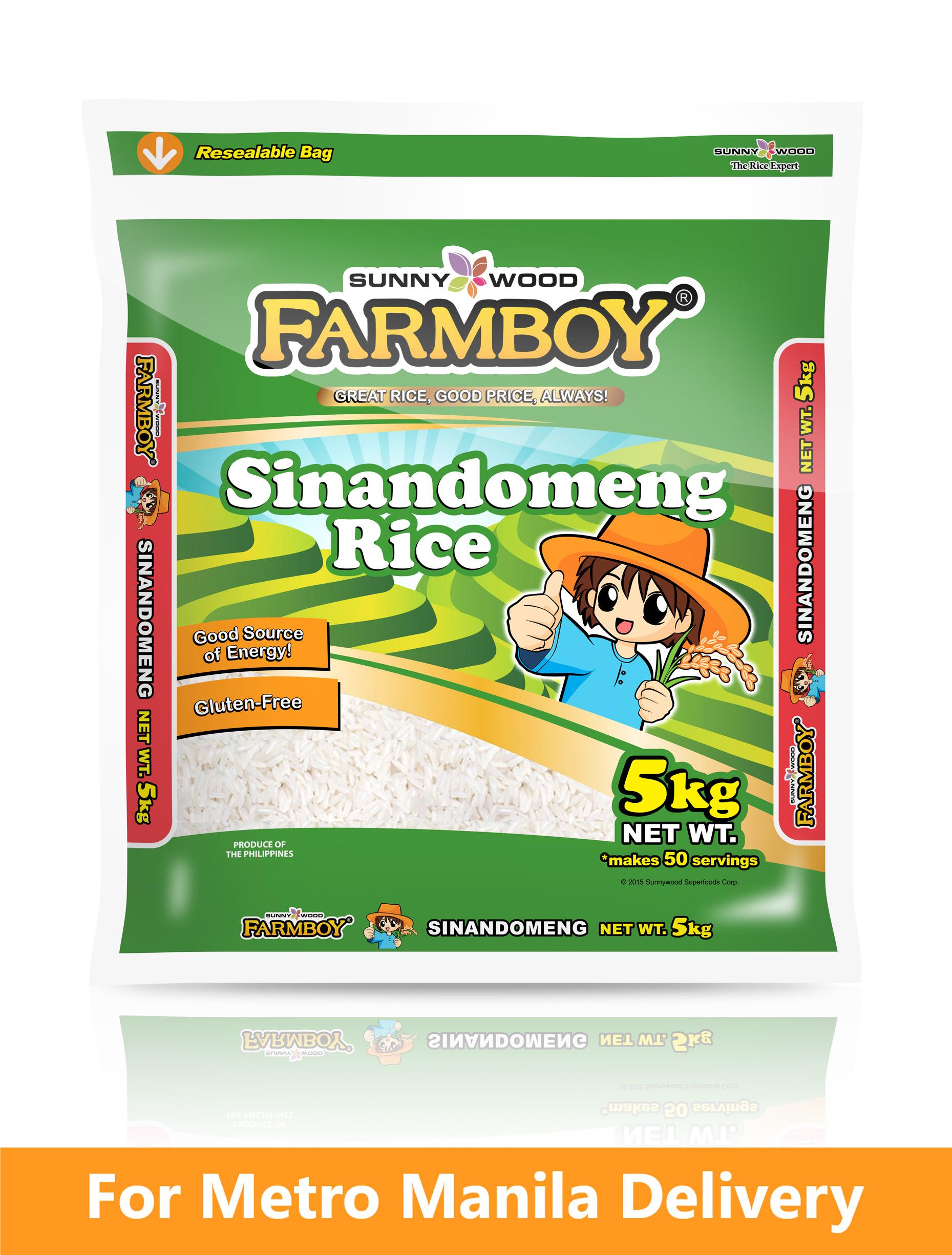 FARMBOY Sinandomeng- 5kg