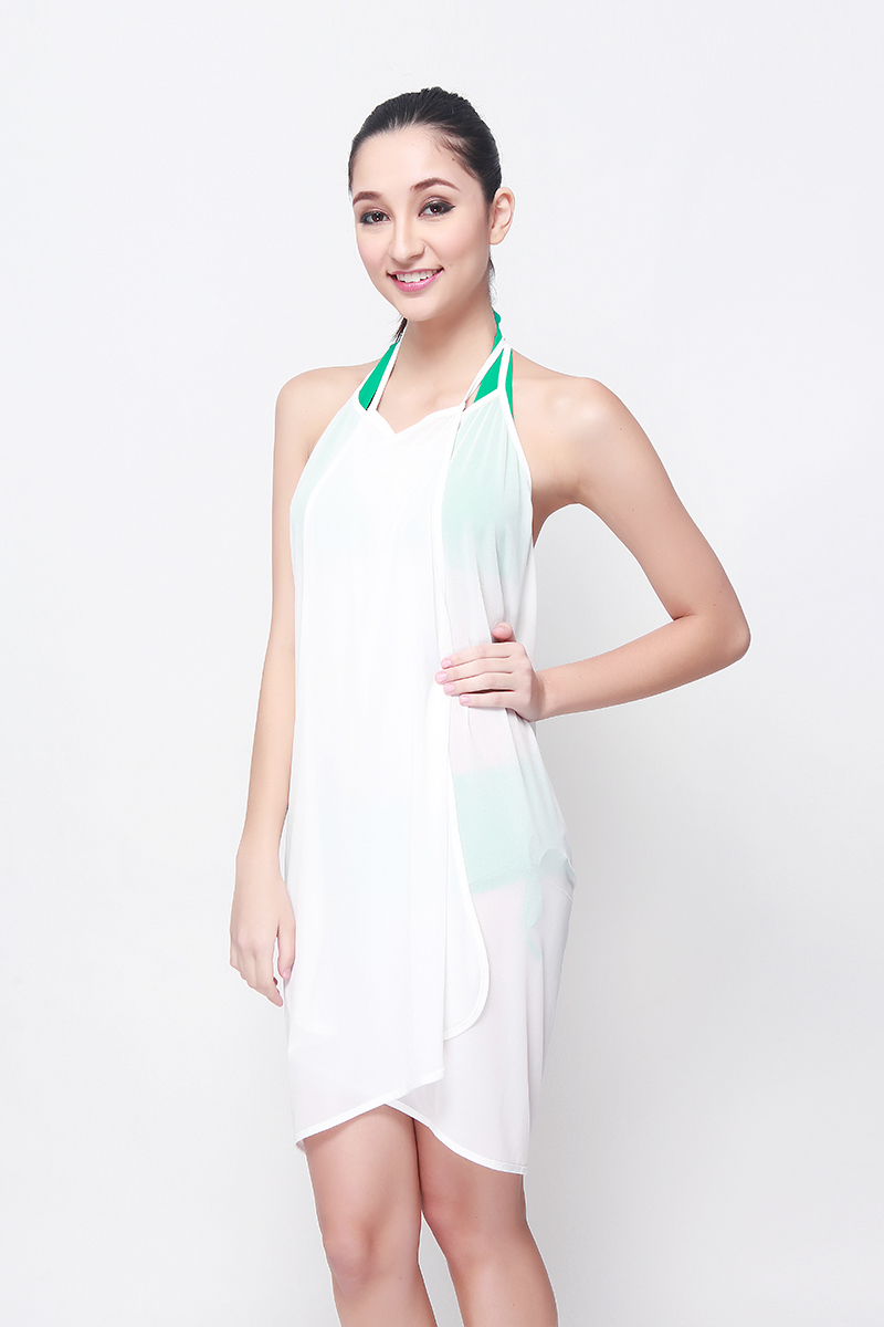 SASSA WHITE COVER UP (2523)