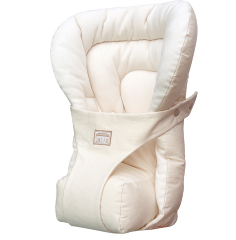 I-ANGEL BABY LOVE PAD (INFANT INSERT) (ORGANIC, WHITE)