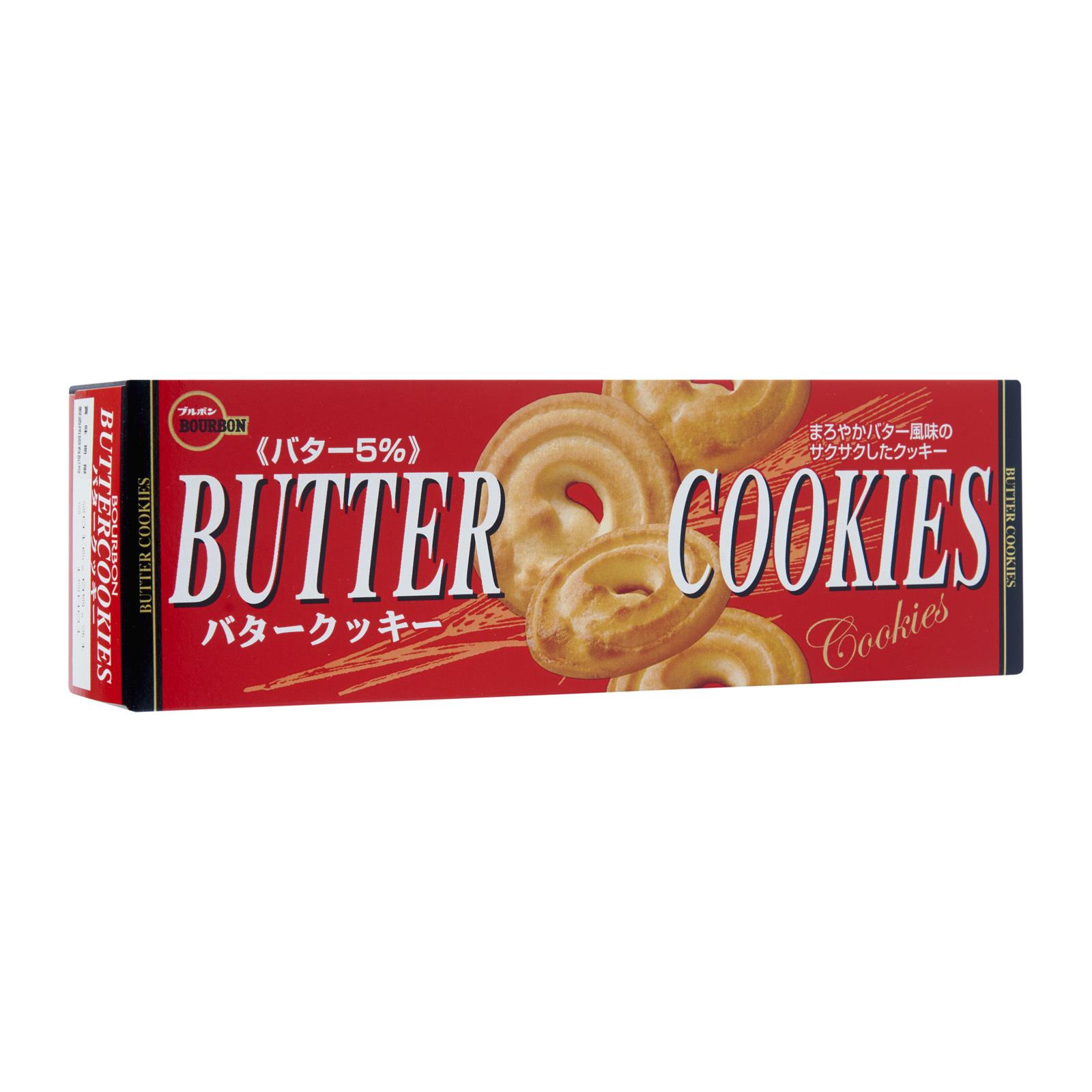 Bourbon Butter Cookies 100g - 4901360272945 (1226277)