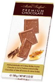 Maitre Truffout Premium Milk Chocolate 100g - 9002859084997 (2609484)