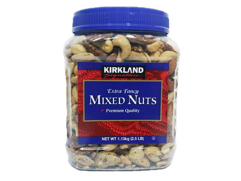 Kirkland Signature Extra Fancy Mixed Nuts 1.13kg - 096619321063 (2072512)