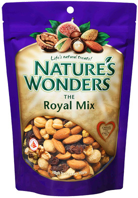Nature S Wonders Nuts Malaysia