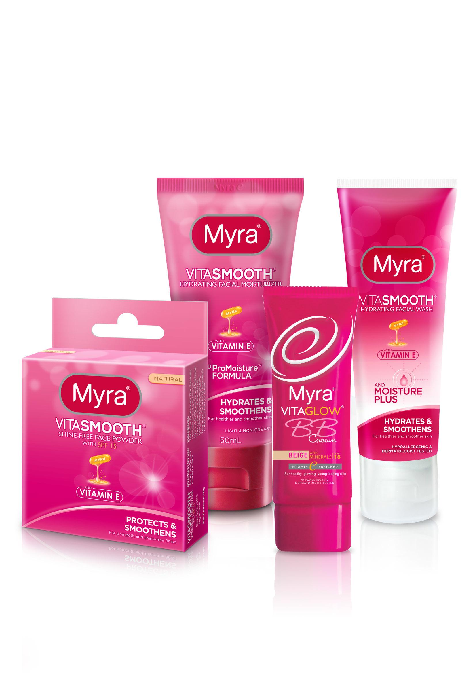 Myra Healthy Beauty Natural