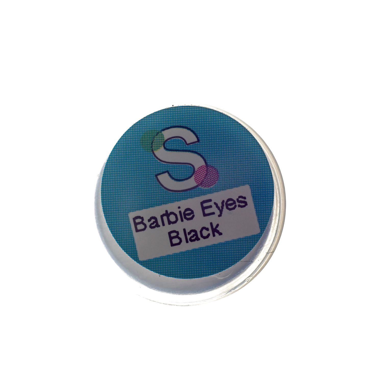 SPARKLE BARBIE EYES BLACK (16 MM WITH 21 MM) CONTACT LENS