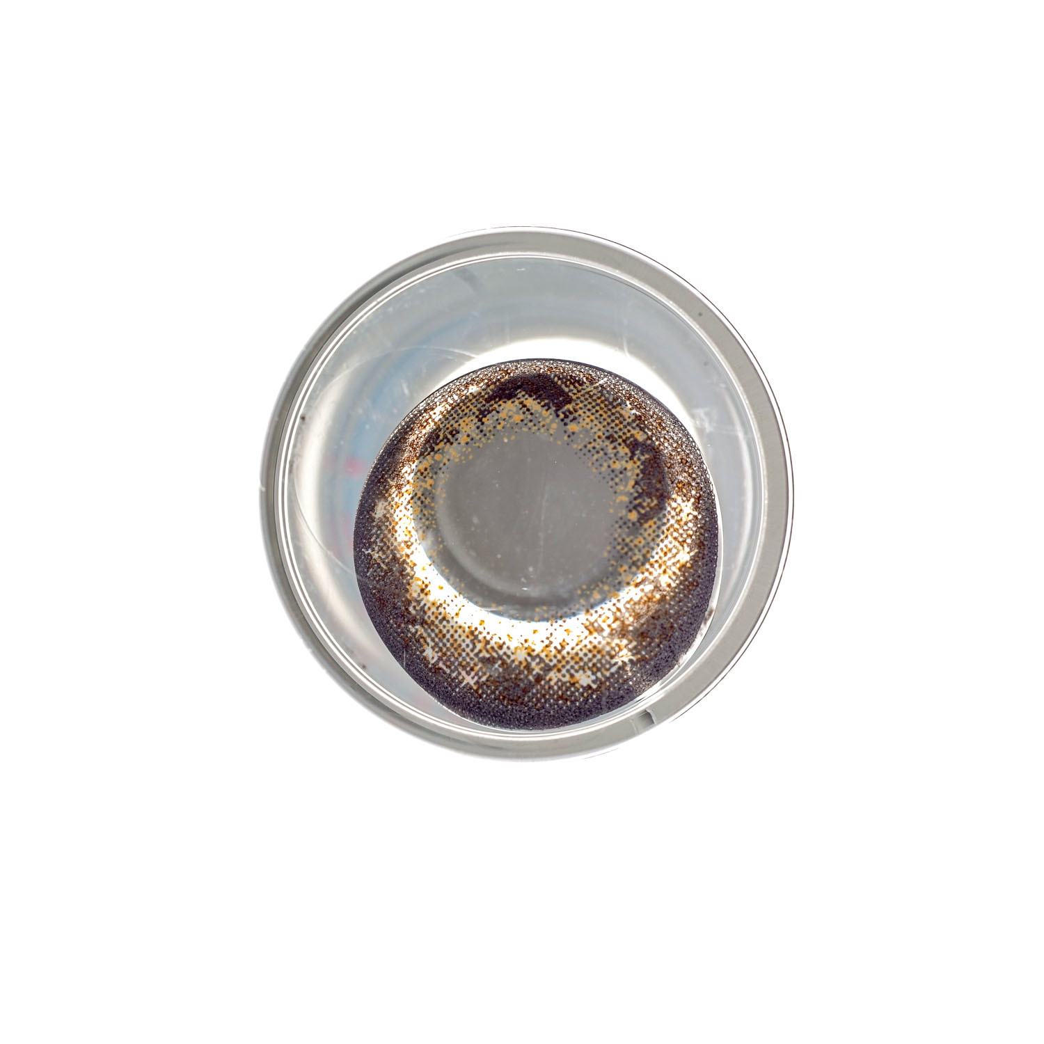 SPARKLE BARBIE EYES BROWN ( 16 MM WITH 21 MM ) CONTACT LENS