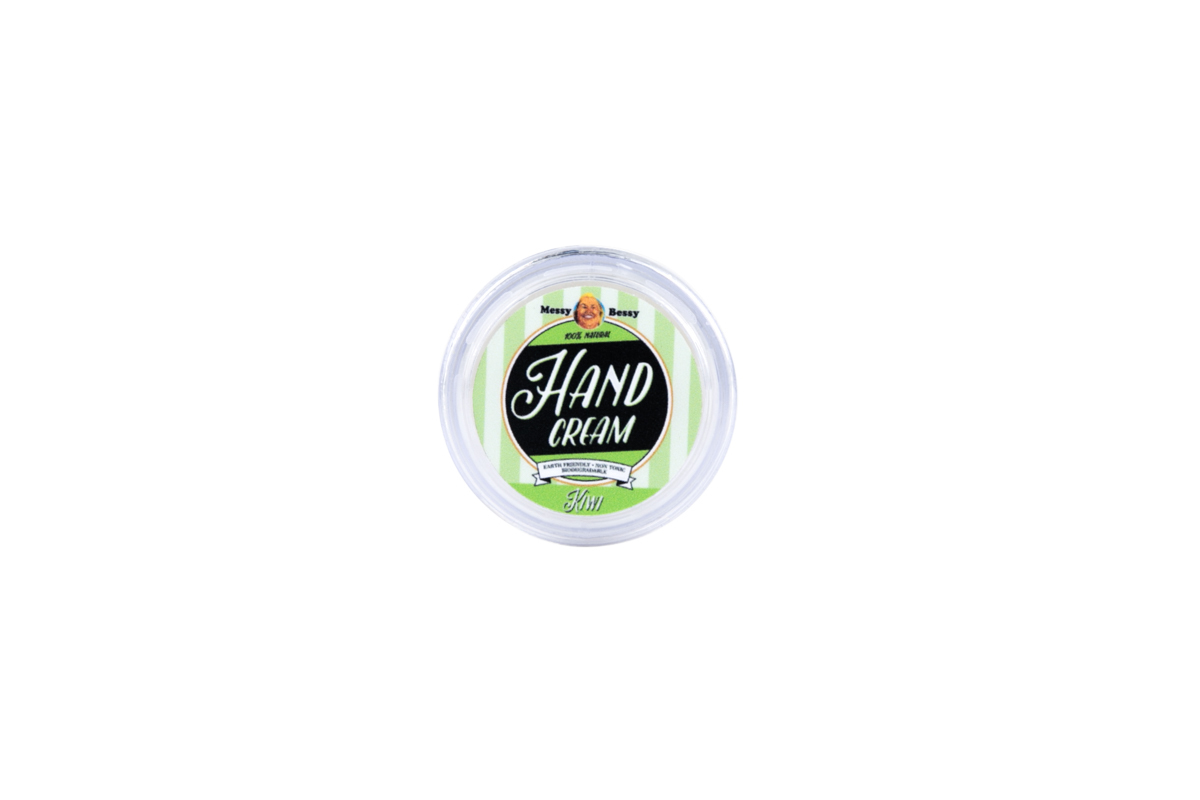 Messy Bessy Hand Cream Kiwi 30g