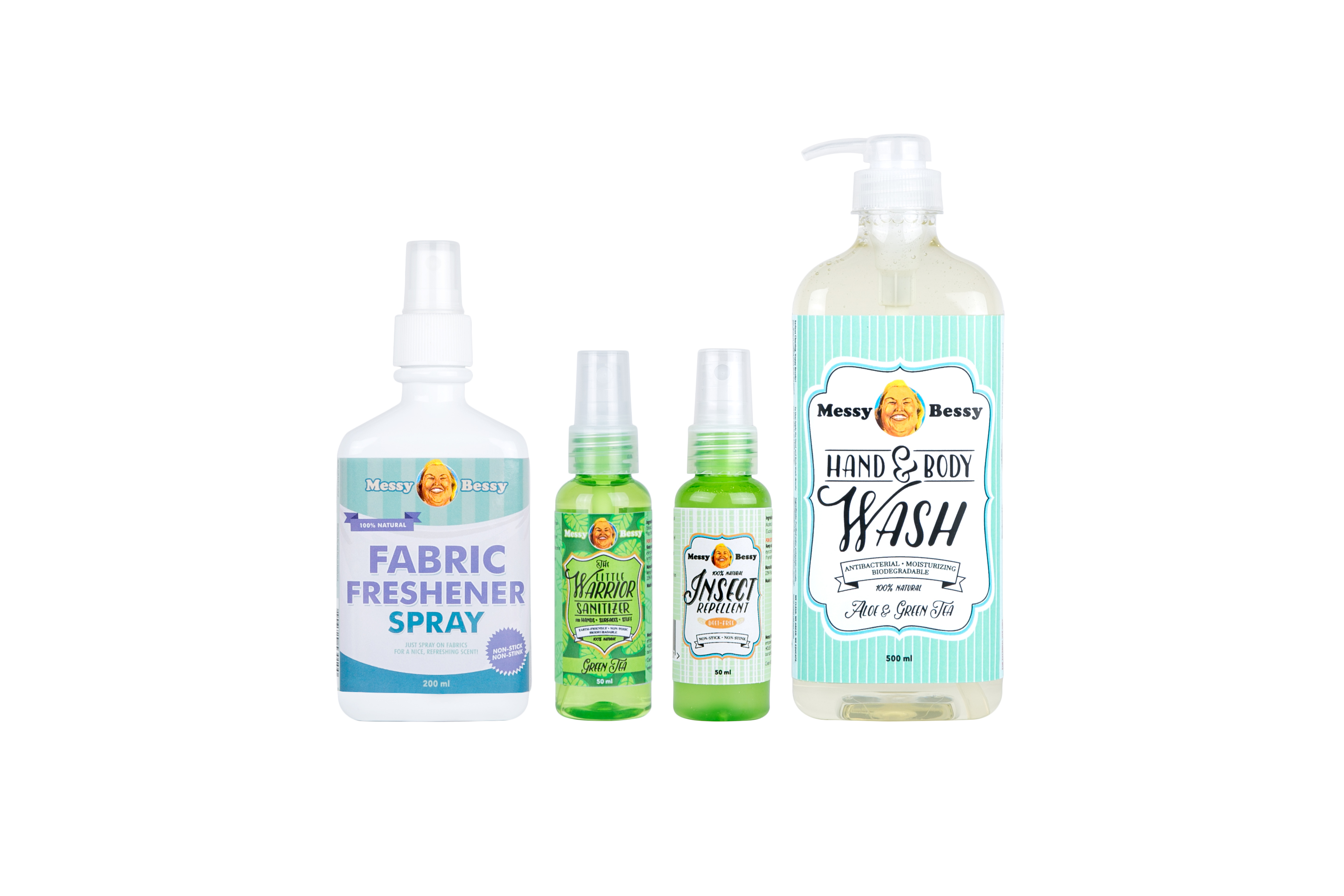 Messy Bessy Personal Care Bundle 1