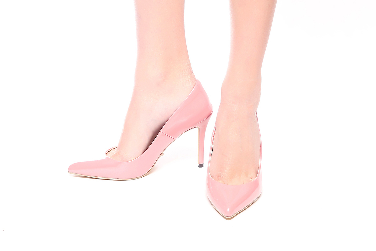 M&G Abegail Heels MG302 (Old Rose)