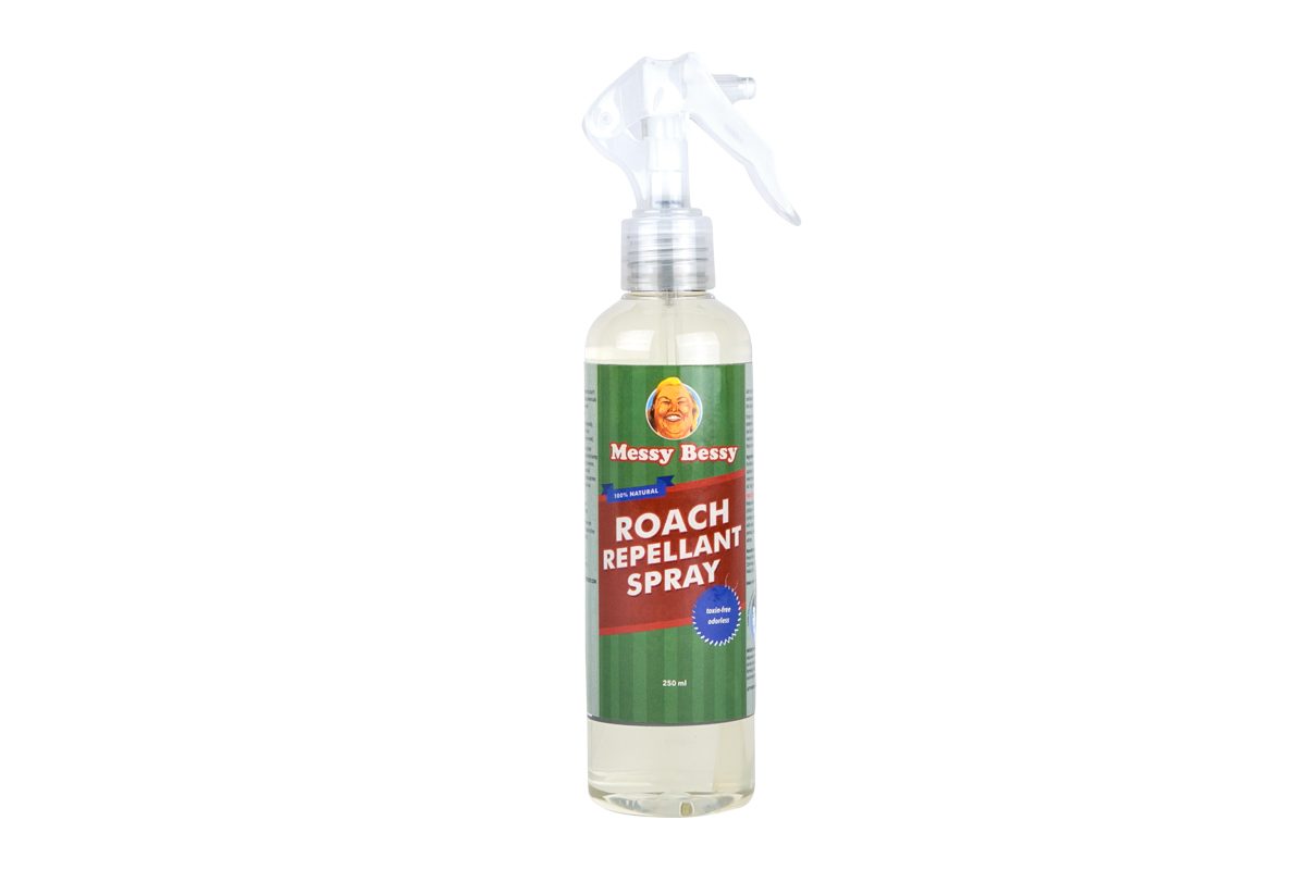 Messy Bessy Roach Repellent 250 ml