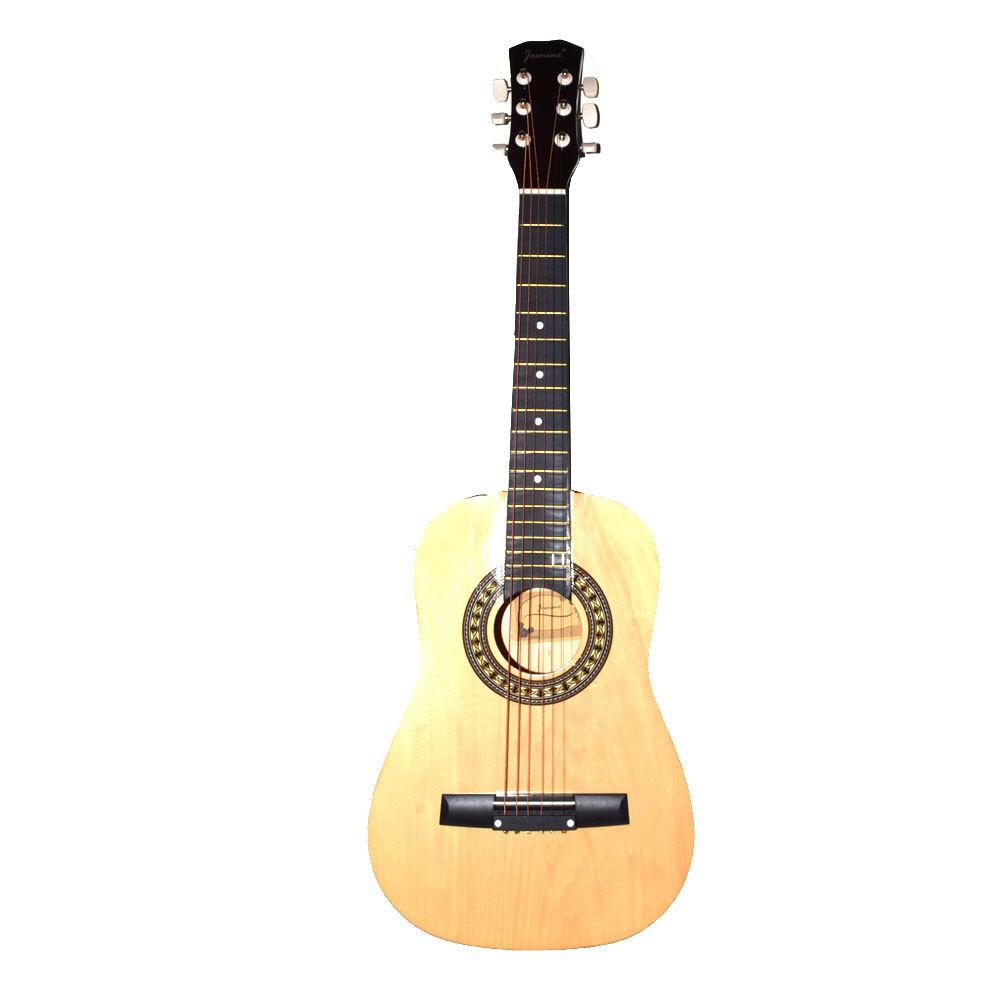 Jasmine Mini EQ2 Acoustic Electric Guitar (Natural)