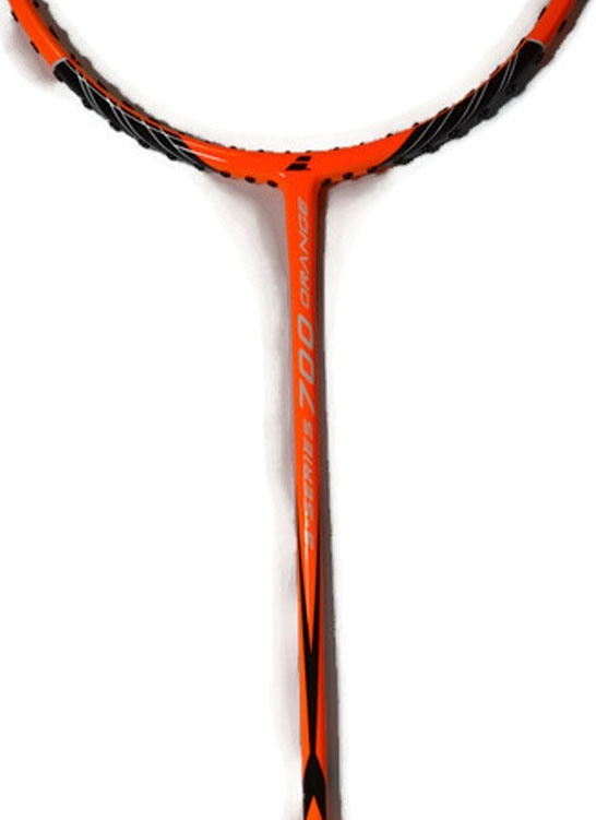 BABOLAT S-SERIES 700 ORANGE BADMINTON RACKET (143669)
