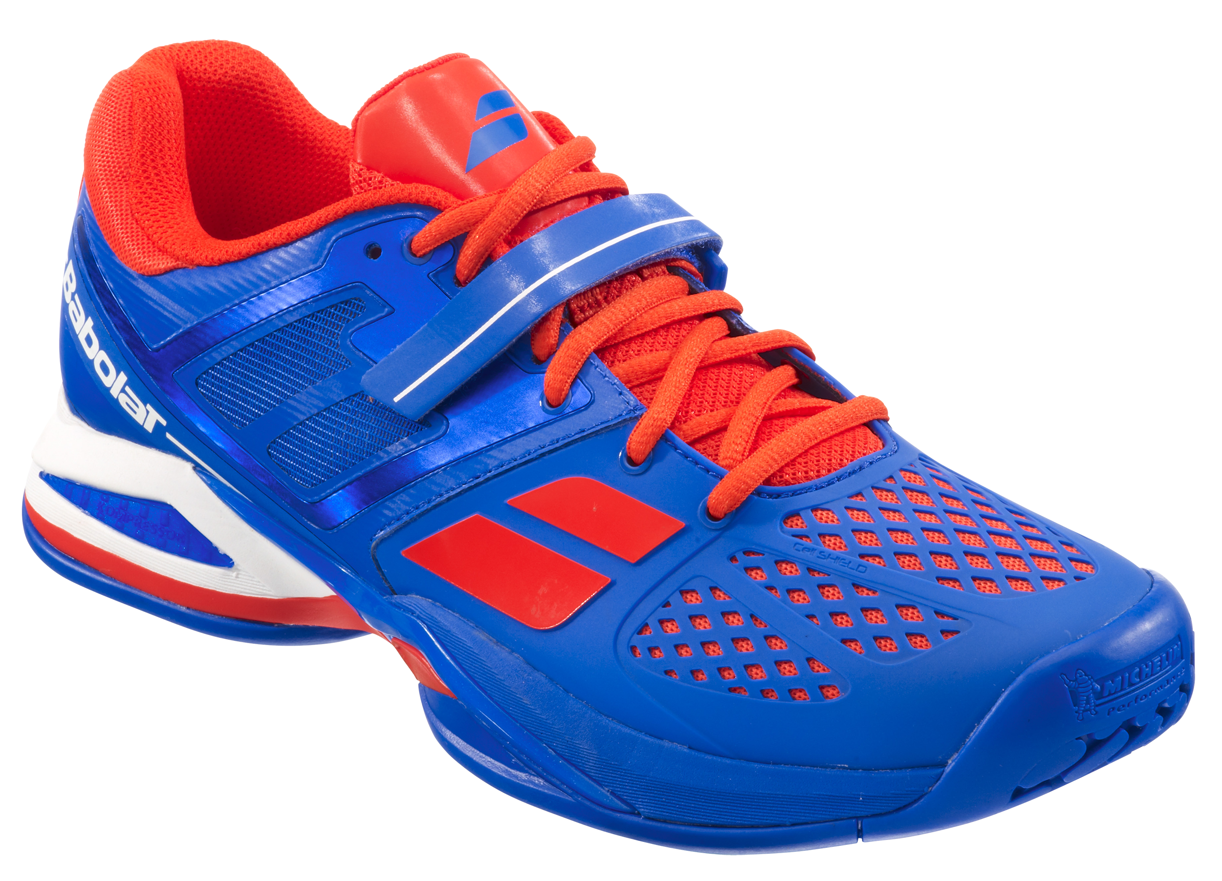 Babolat PROPULSE ACM Tennis Shoes BLUE/RED