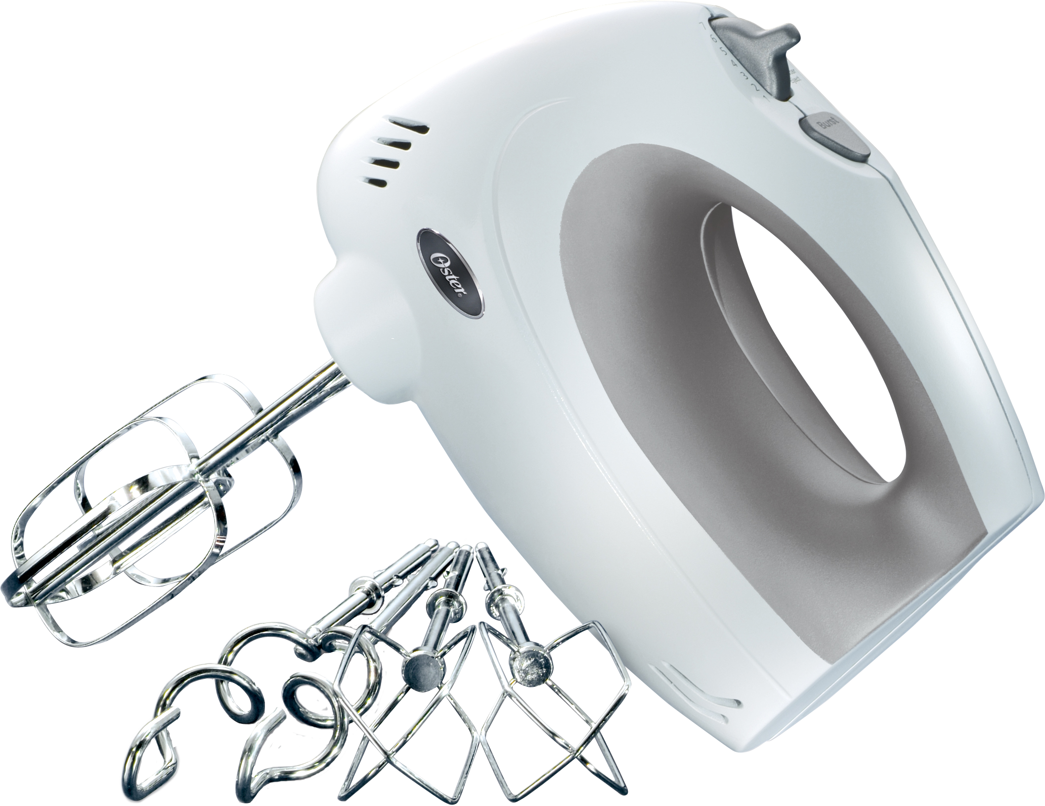Oster White 6-Speed Hand Mixer (2532)