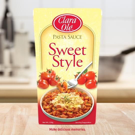 Clara Ole Sweet Style Pasta Sauce