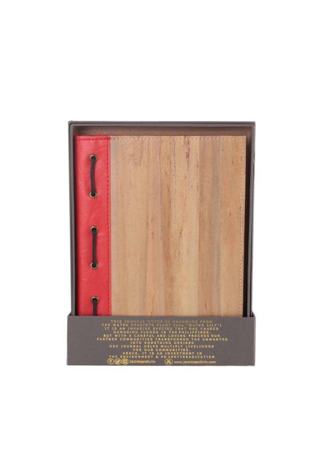 J&L Hardbox Packaging for Medium Kwadernos