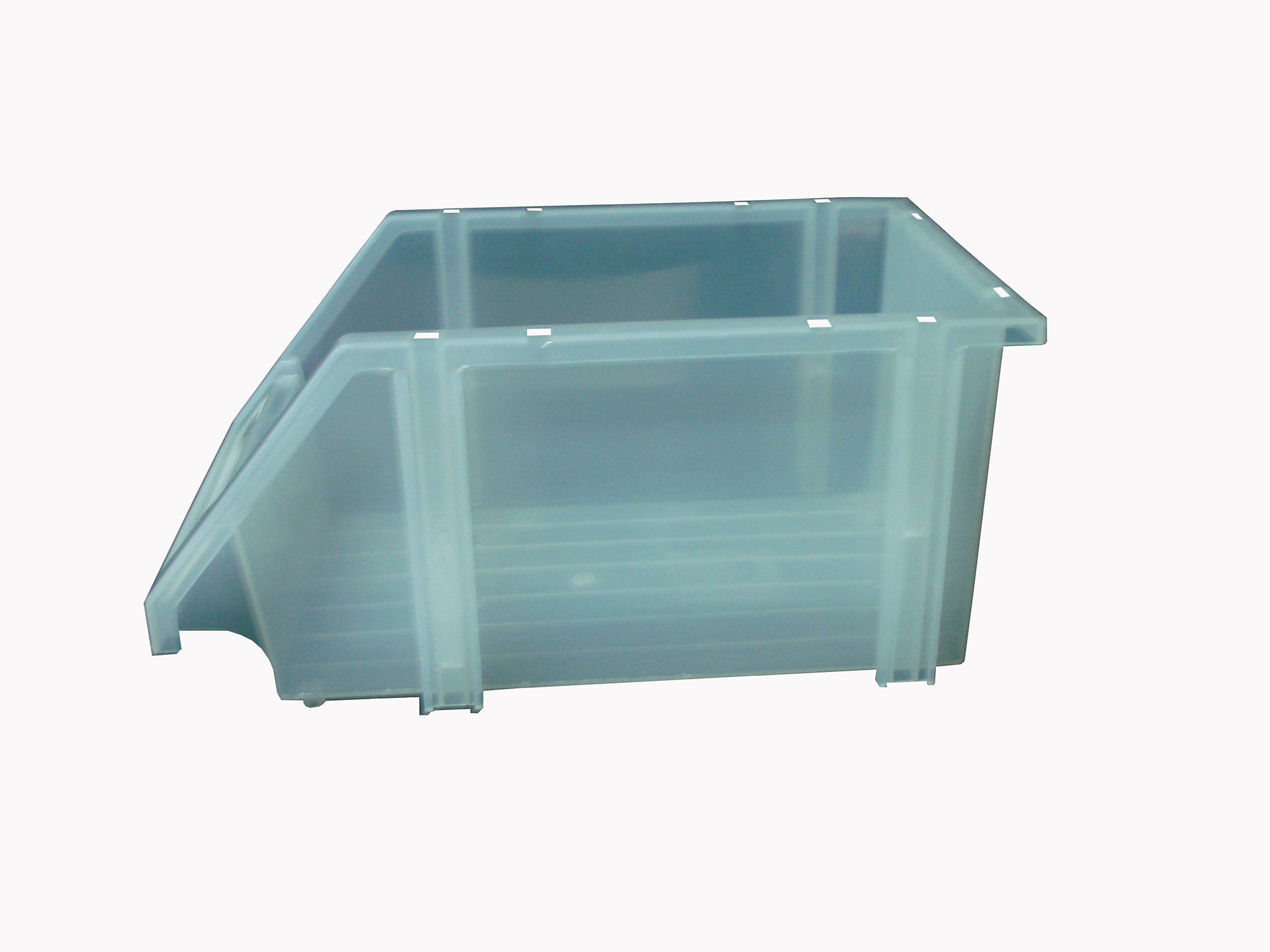 KCT K1218T Stackable Bin Translucent (small) (RHB0273)