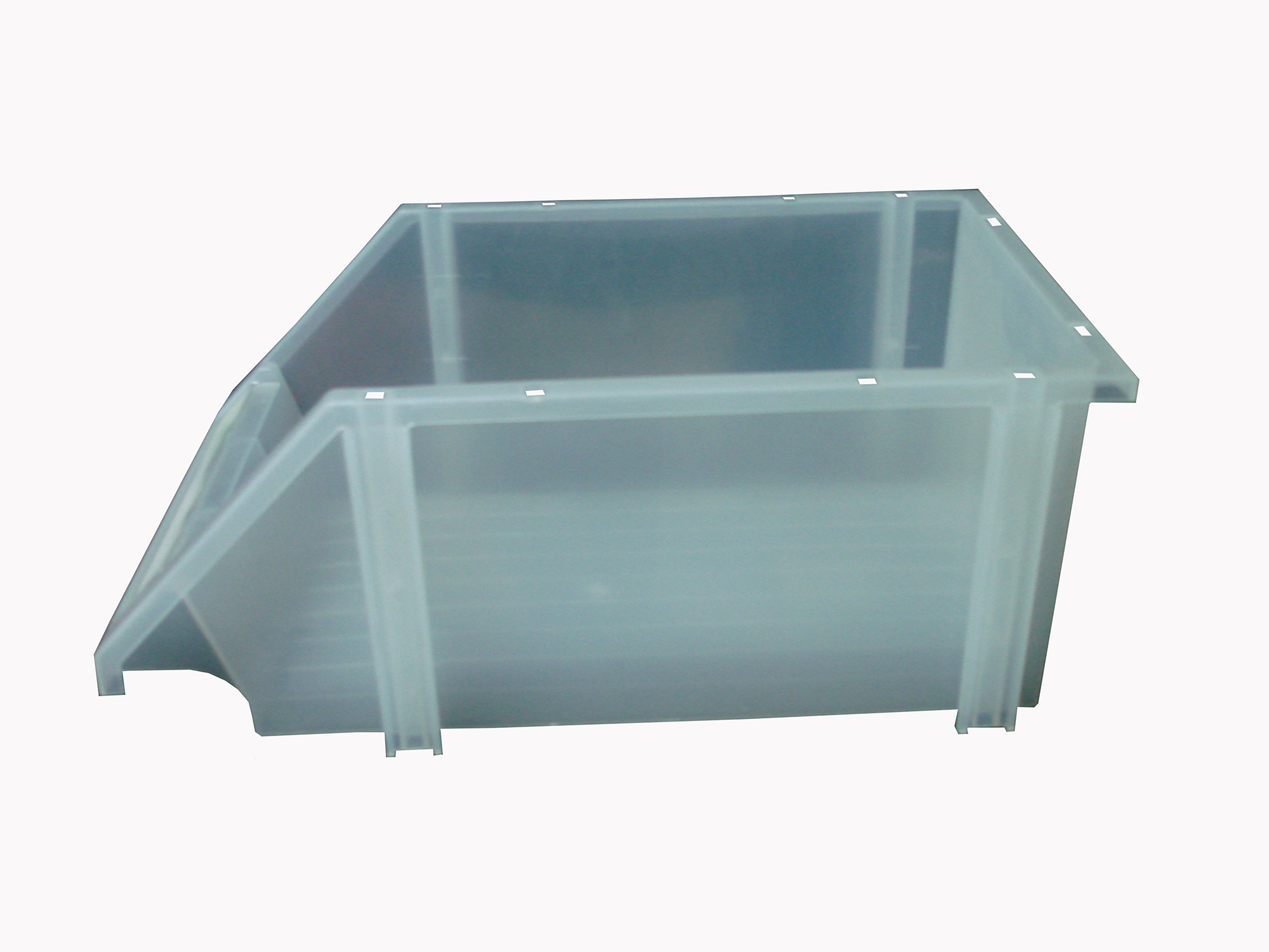 KCT K2035T Stackable Bin Translucent (large) (RHB0275)