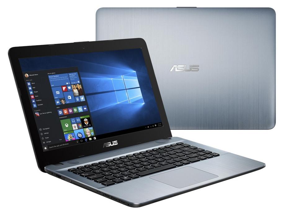 Asus X441SA-WX028T Intel Celeron DC N3060 (Silver)