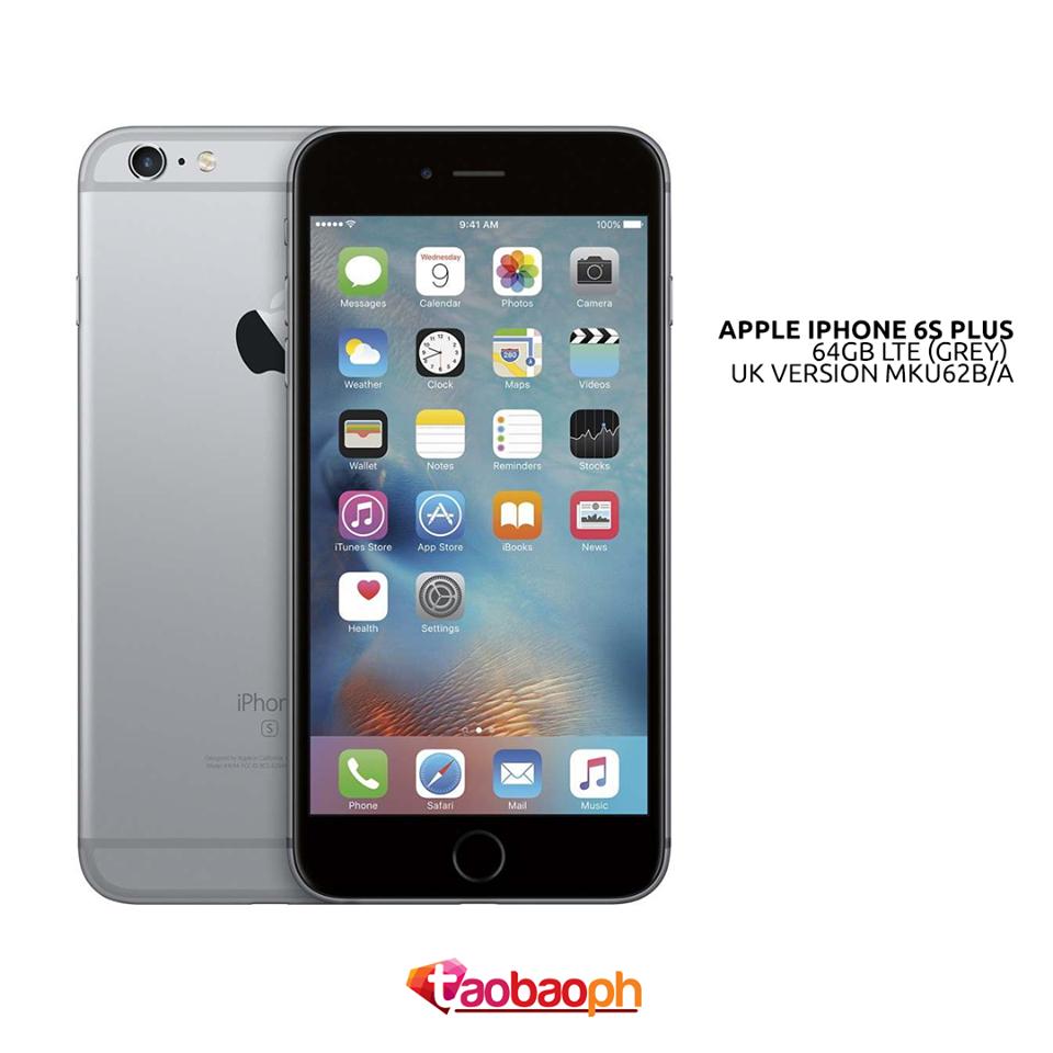 Apple iPhone 6S Plus 64GB LTE (Grey)
