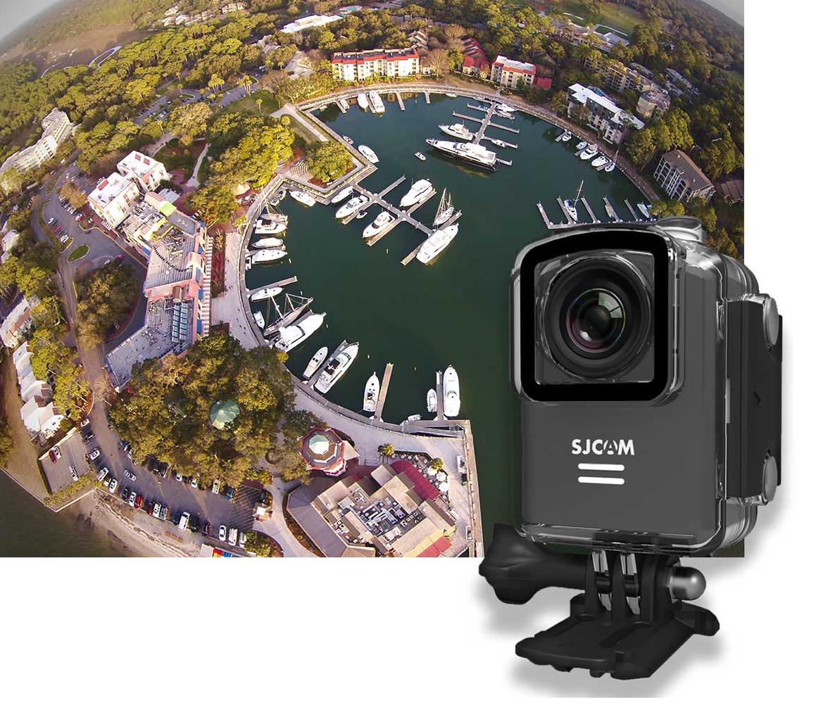 SJCAM M20 Sport Action Cam