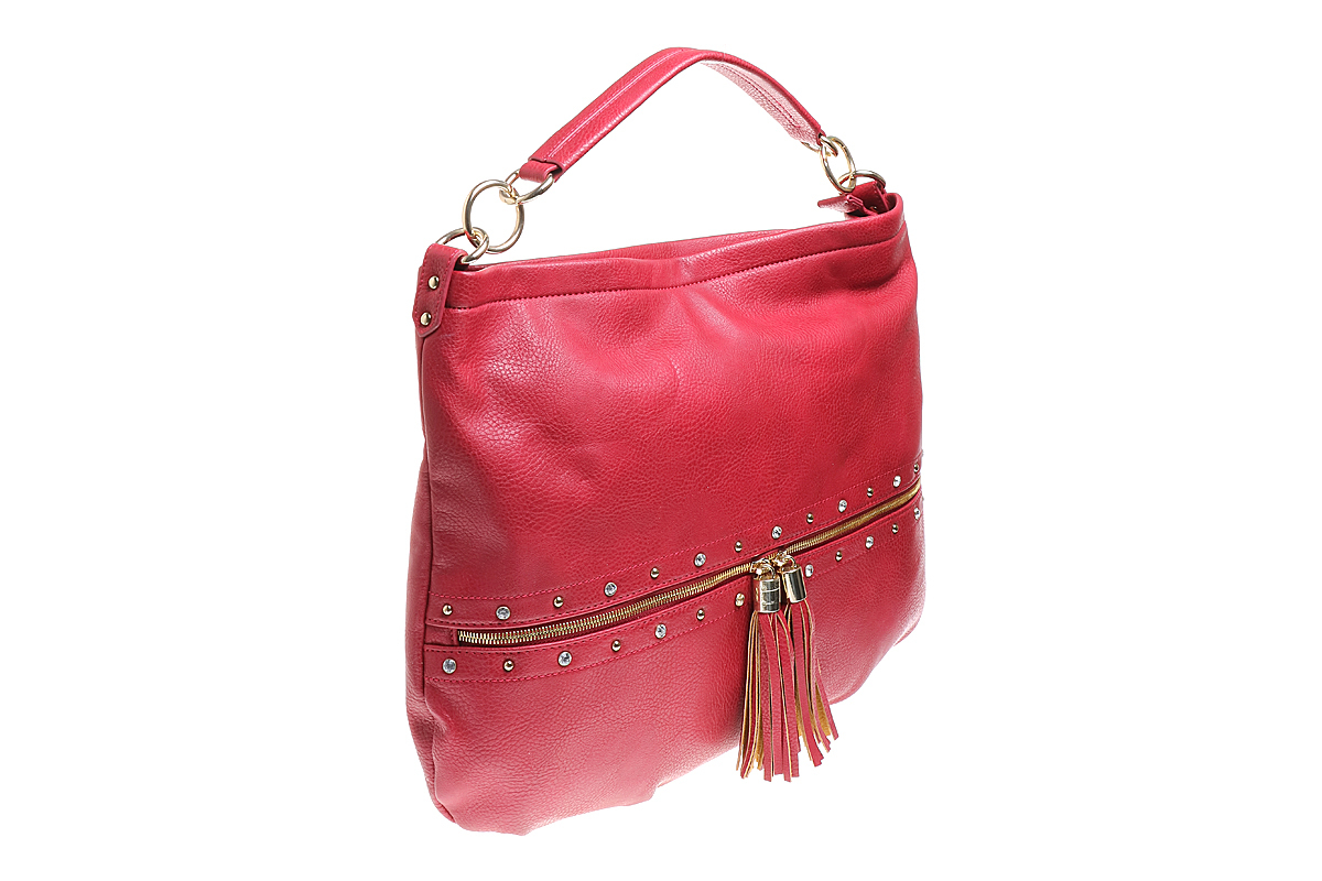 INC International Red Concepts Jackay Hobo