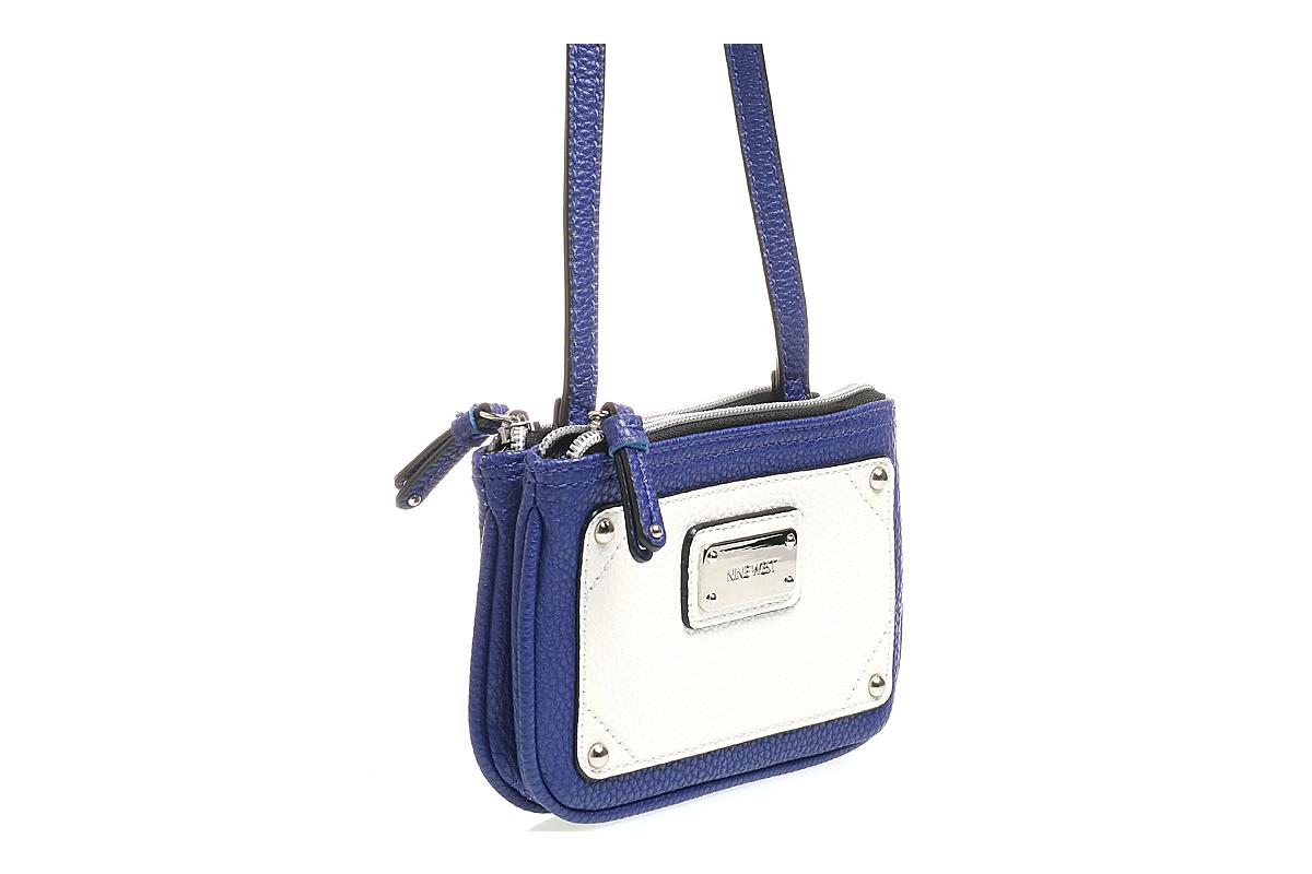 Sling bag nine west -  Nine West Blue Table Treasure Sling Bag