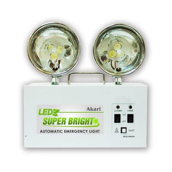 LED Emergency Light ( Akari AELG-002LED)