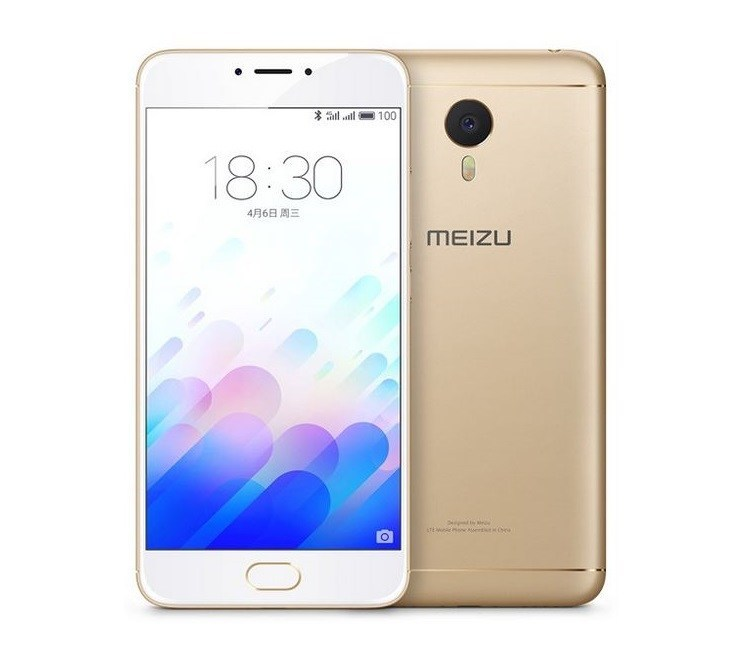 Meizu M3 Note 16GB (Gold)