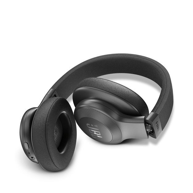 JBL E55BT Over the Ear Bluetooth Headphones (Black)