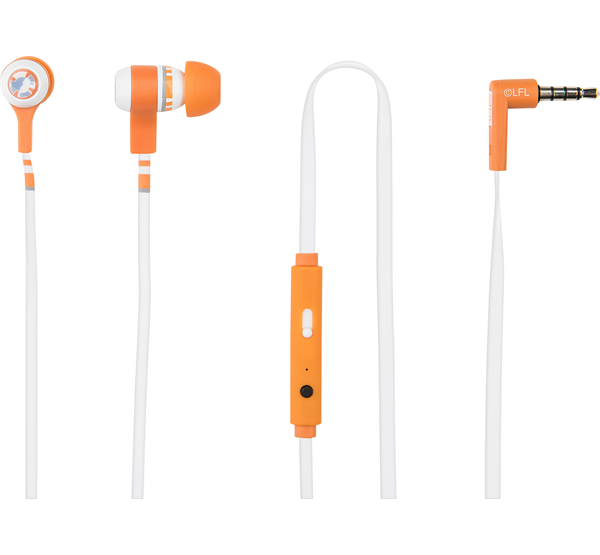 Starwars In-Ear Earphones (BB8)