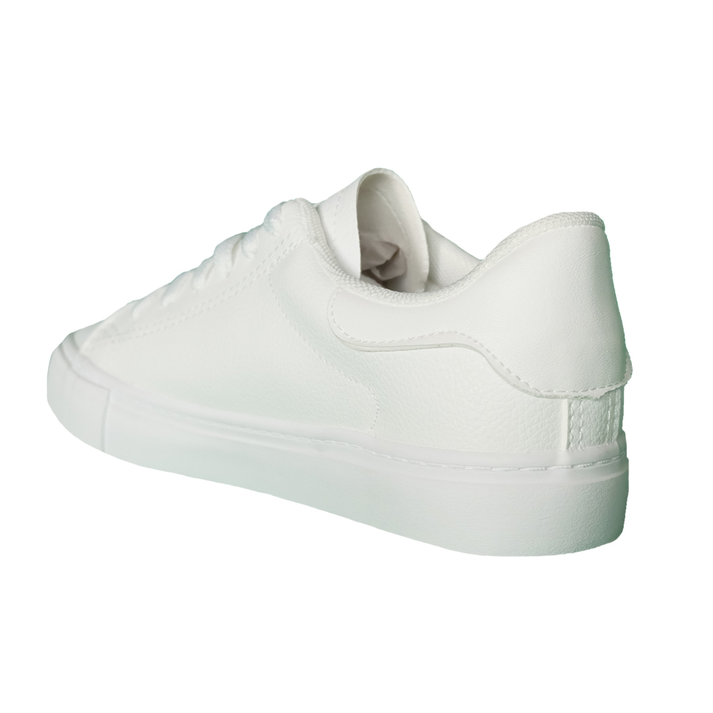 APPETITE SHOES- WOMEN'S ORIGINAL ALL WHITE SNEAKERS (APBE6700ALLWHT)