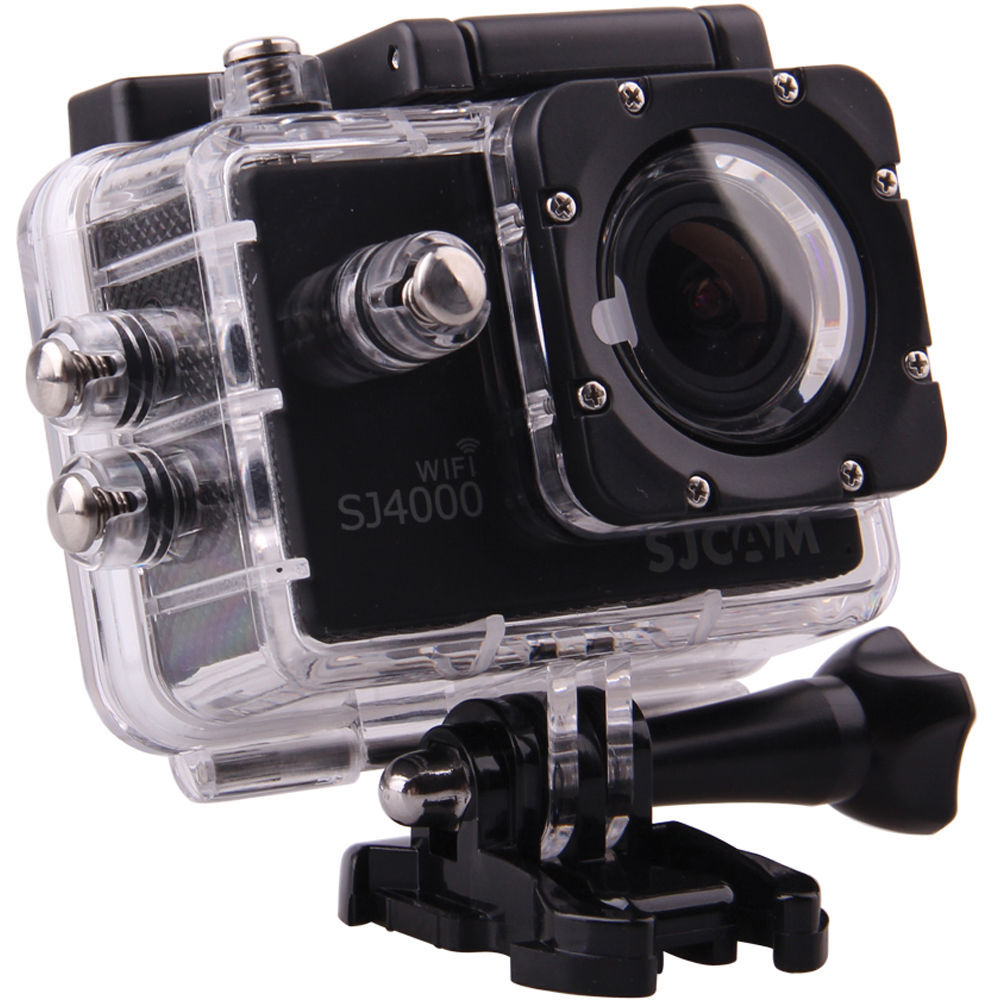SJCAM SJ4000WIFI Black