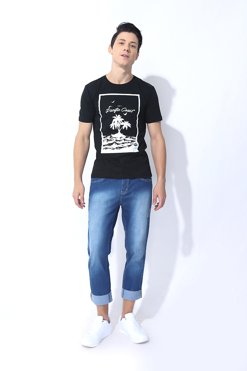 FOLDED AND HUNG PACIFIC COAST OOTEED BLACK (M7SETT58B)