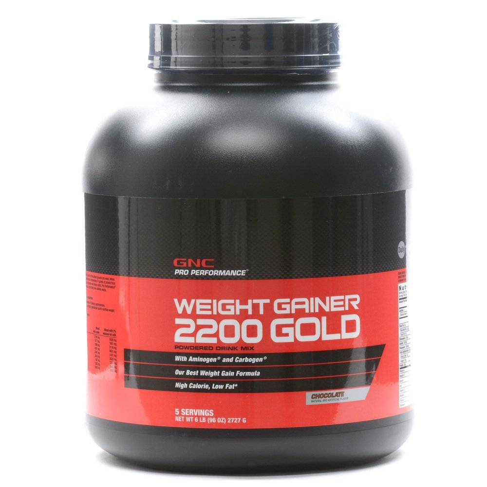 Weight gainer 2200 gold / Herb valerian
