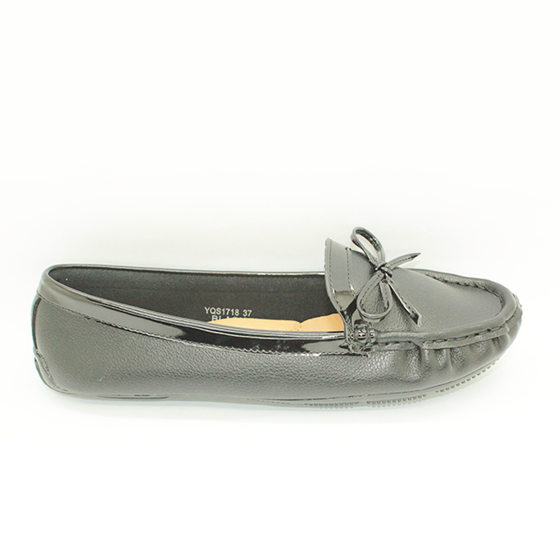 Vera Moccassins Shoes with bow