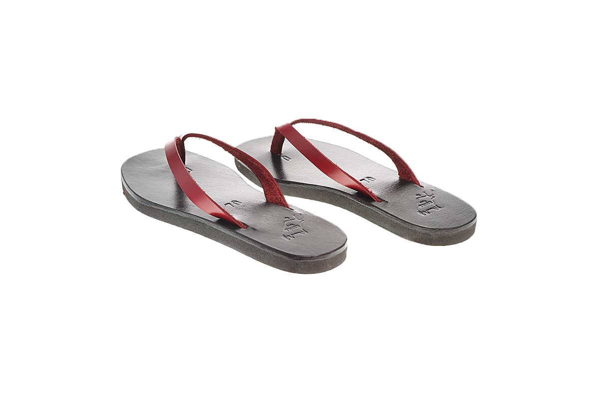 Our Tribe 2107 Women's Leather Sandals