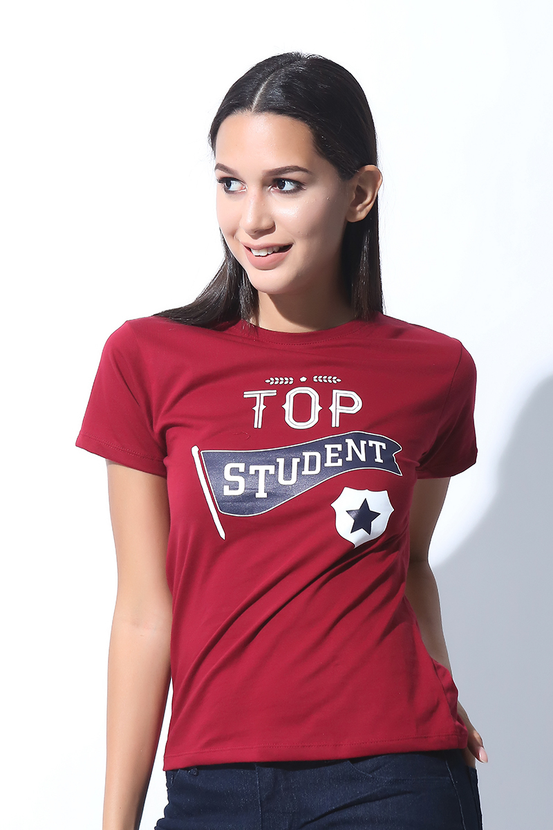 FOLDED AND HUNG  RN SS TOP STUDENT OOTD (L7BETG33R)