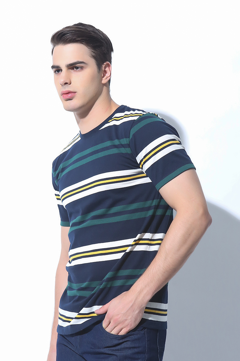 MENS TOPS MULTICOLOR (M7BCTT05M)