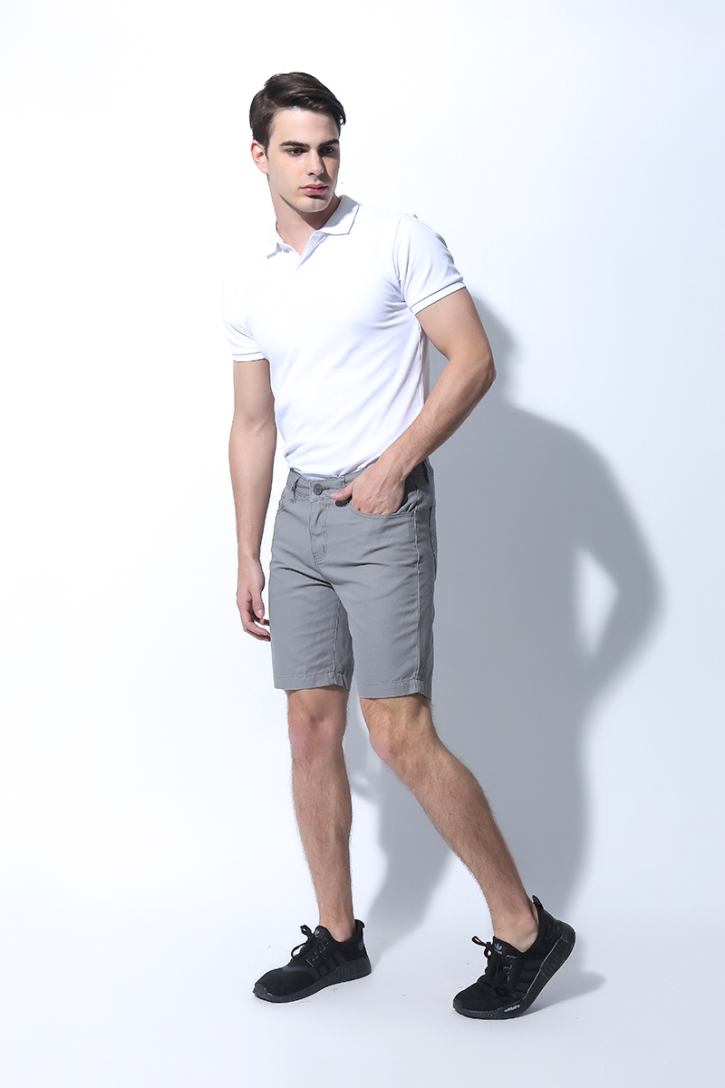 MENS BOTTOMS GRAY (M7BEBS22A)