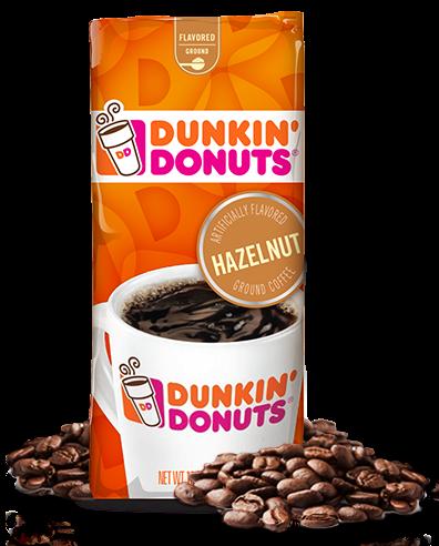 Dunkin Donuts Hazelnut 12oz
