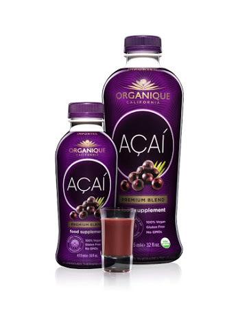Organique Premium Blend Acai Berry 473ml